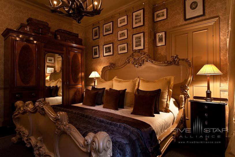 Guest Room at The NO 11 Cadogan Gardens Hotel