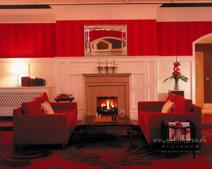 Lounge Area at The Killarney Park Hotel