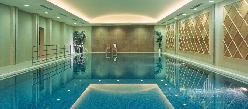 Pool at The Killarney Park Hotel