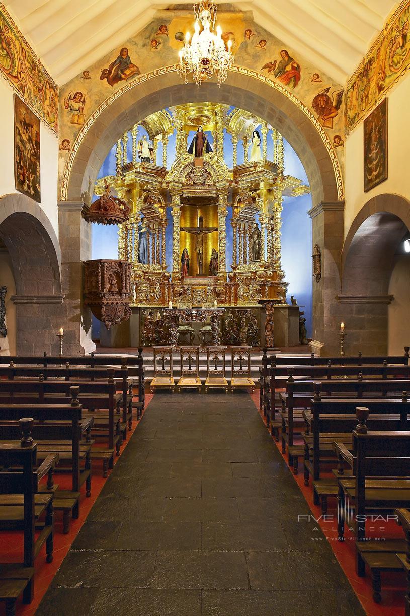 Chapel at Aranwa Sacred Valley Hotel