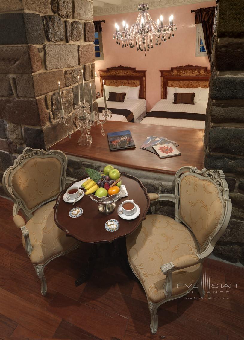 Junior Suite at The Aranwa Cusco Boutique Hotel