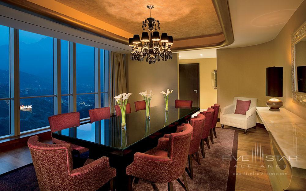 Meeting Space at Ritz Carlton Almaty