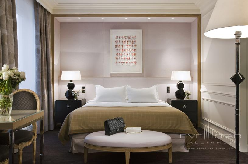Junior Suite at the Grand Palais Royale hotel
