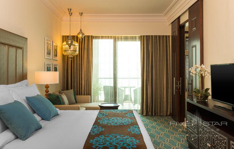 King Room at The Ajman Saray Hotel