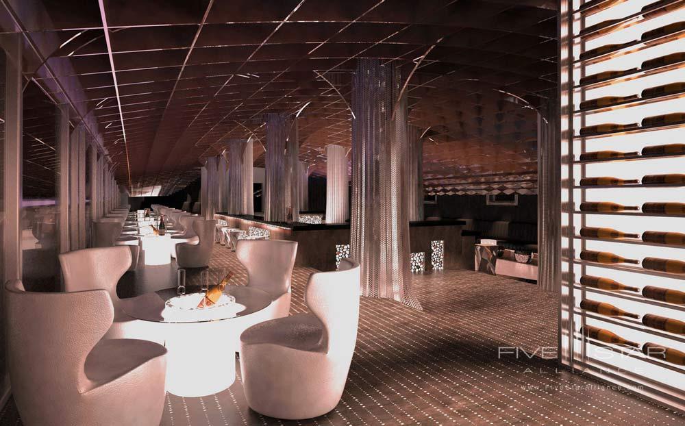 City Space Bar at Swissotel Sochi Kamelia