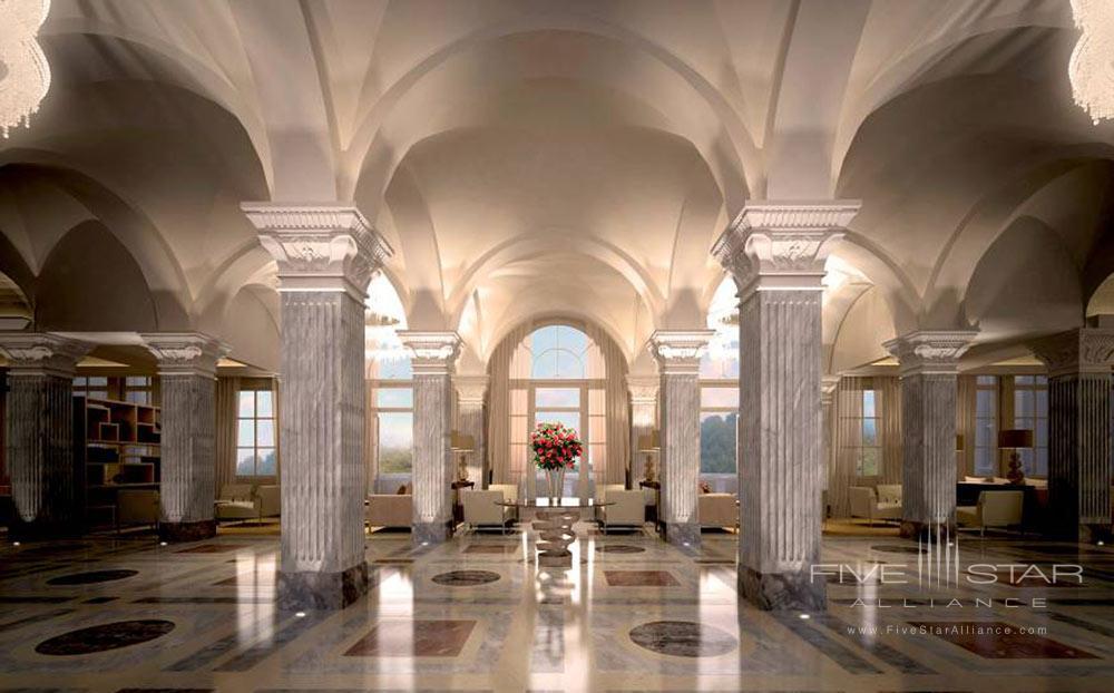 Lobby at Swissotel Sochi Kamelia