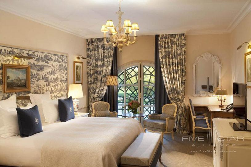Deluxe Room at The Auberge Du Jeu De Paume Hotel