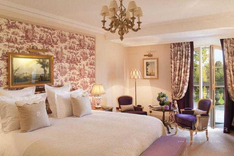 Guest Room at The Auberge Du Jeu De Paume Hotel