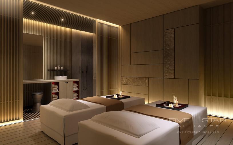 Spa Treatment Room at The Ritz Carlton Kyoto