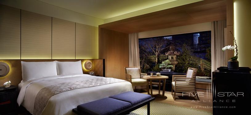 Deluxe Guestroom at The Ritz Carlton Kyoto