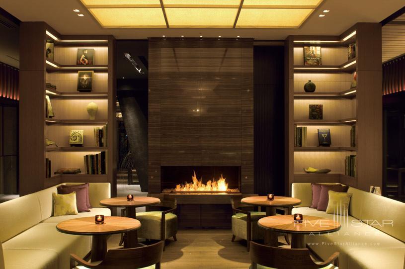 Lobby of The Ritz Carlton Kyoto