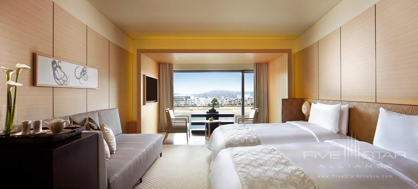Luxury Twin Room at The Ritz Carlton Kyoto