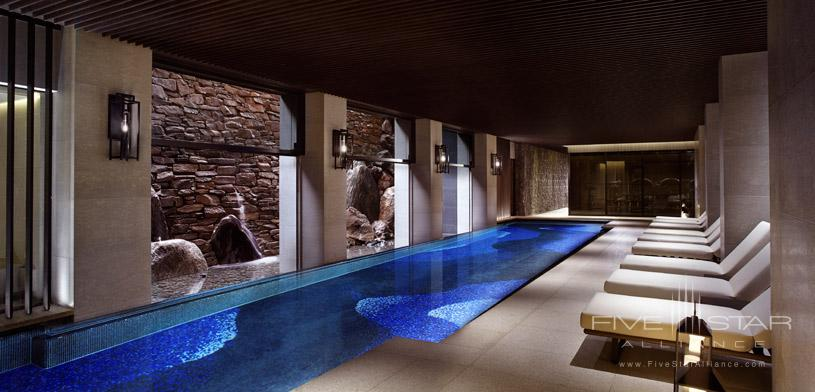 Spa & Pool at The Ritz Carlton Kyoto