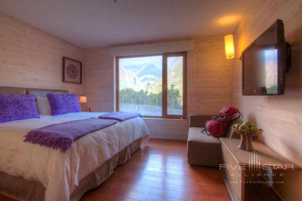 Guest Room at Puma Lodge, Rancagua, Chile