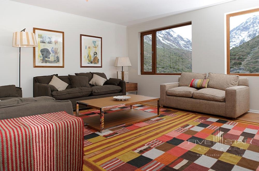 Private Apartment at Puma Lodge, Chile