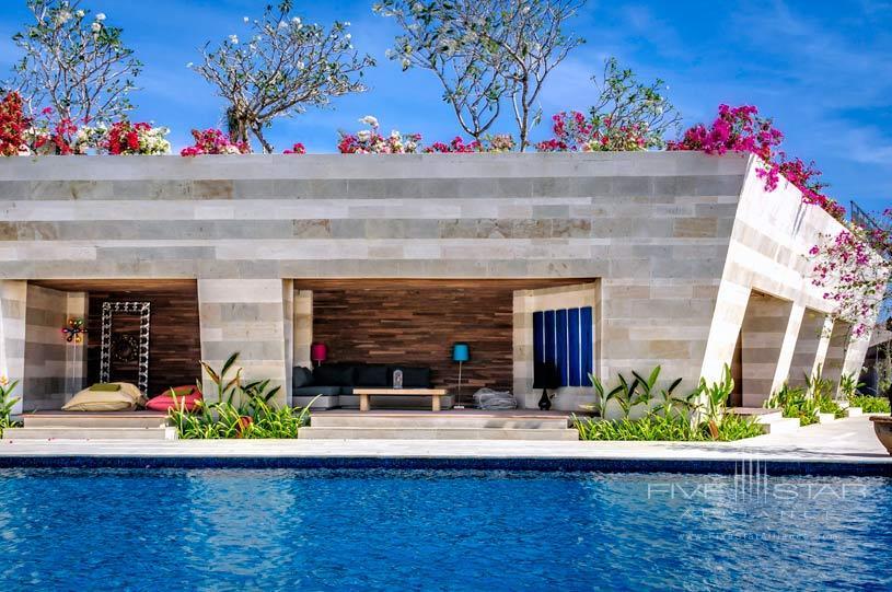 Pool at Rimba Jimbaran Bali Hotel