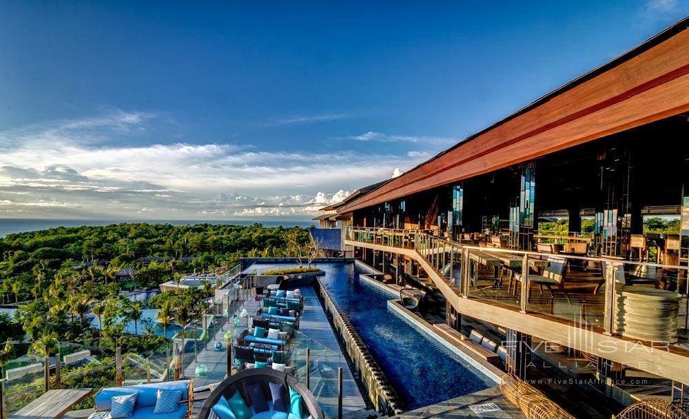 The Unique Bar at RIMBA Jimbaran BaliIndonesia