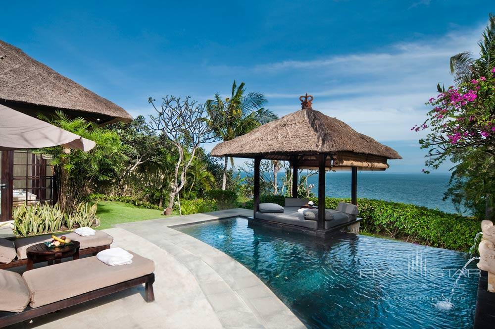 Ocean Front Cliff Villa with Plunge Pool at RIMBA Jimbaran BaliIndonesia