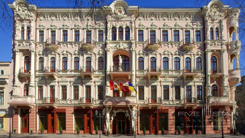 Exterior of Hotel Bristol Odessa