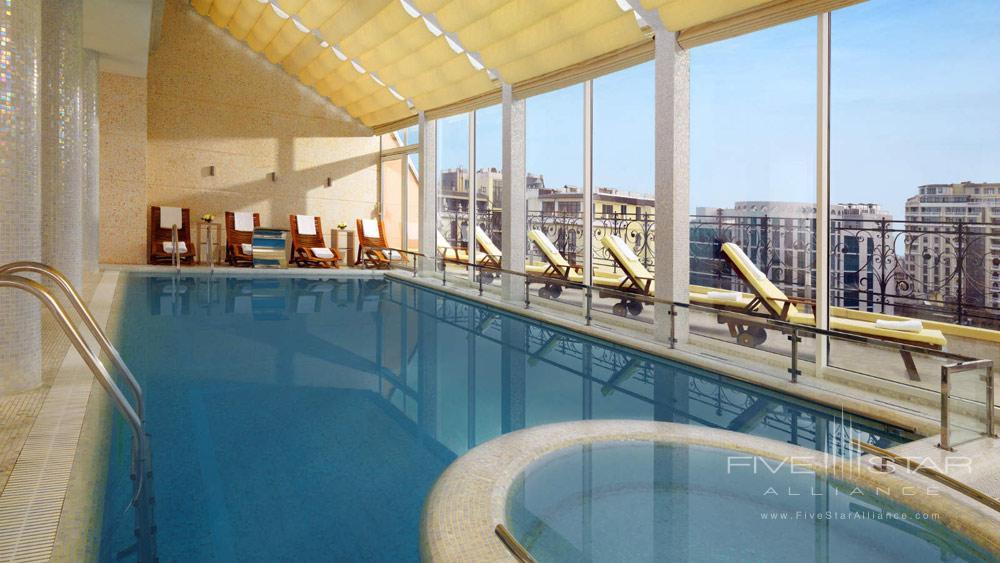 Fitness Spa at Hotel Bristol Odessa