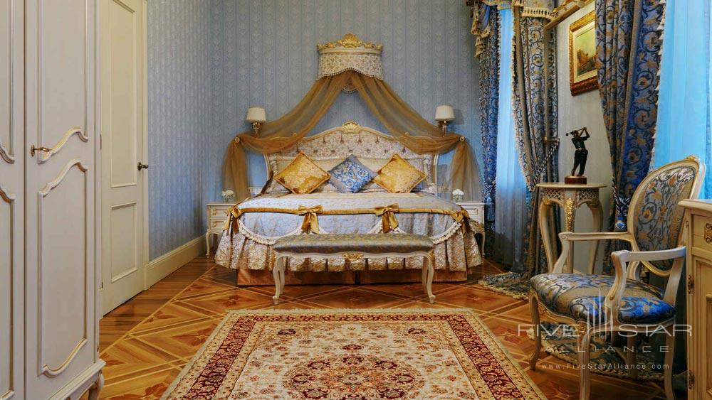 Grand Bristol Suite Bedroom at Hotel Bristol Odessa