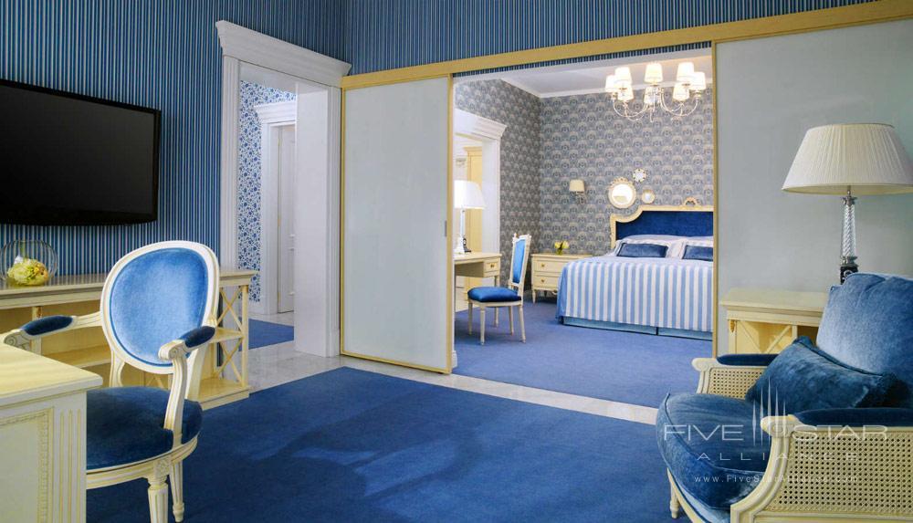 Luxury Fashion Suite at Hotel Bristol Odessa