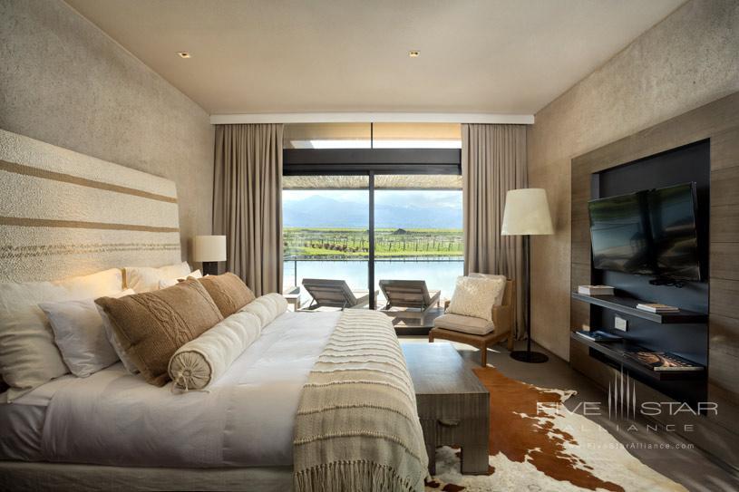 Deluxe Villa Bedroom
