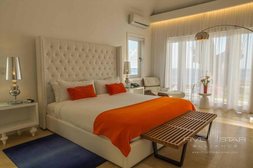 Deluxe Villa Bedroom at Trident Port AntonioJamaica