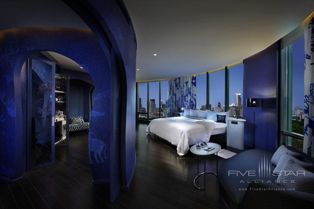 Earth Element Guest Room at The Sofitel So Bangkok Hotel