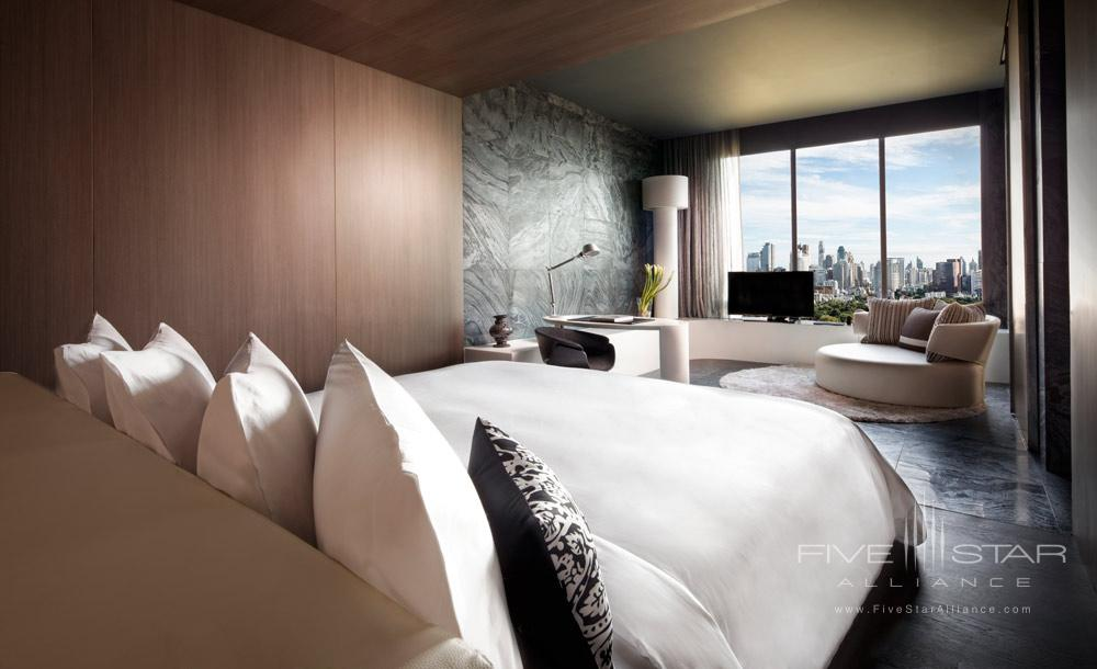 Water Element Guest Room at The Sofitel So Bangkok Hotel
