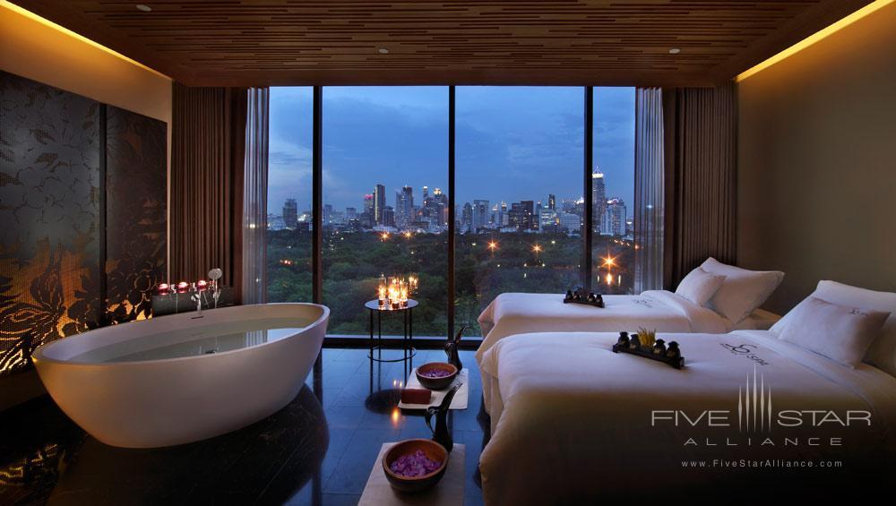 Spa Room at The Sofitel So Bangkok Hotel