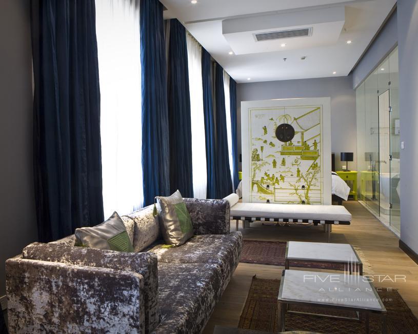 Superior Deluxe Suite at Grace Beijing