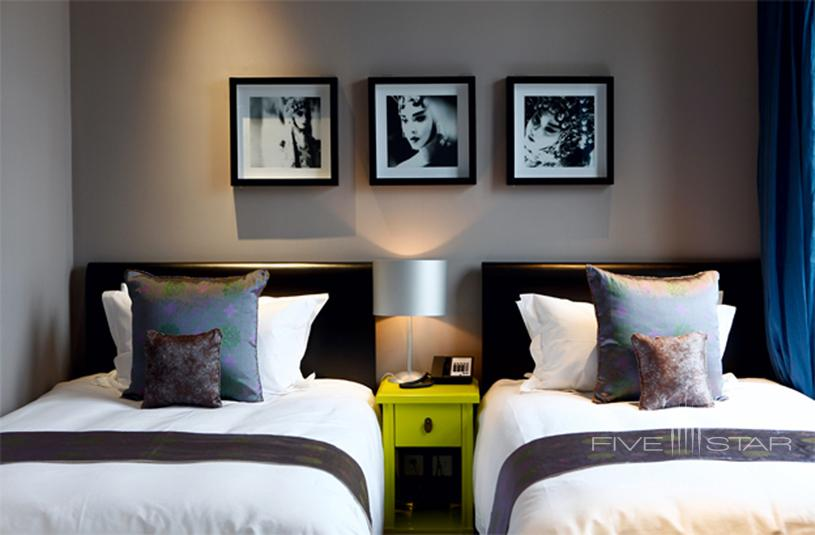 Superior Twin Bed Room at Grace Beijing