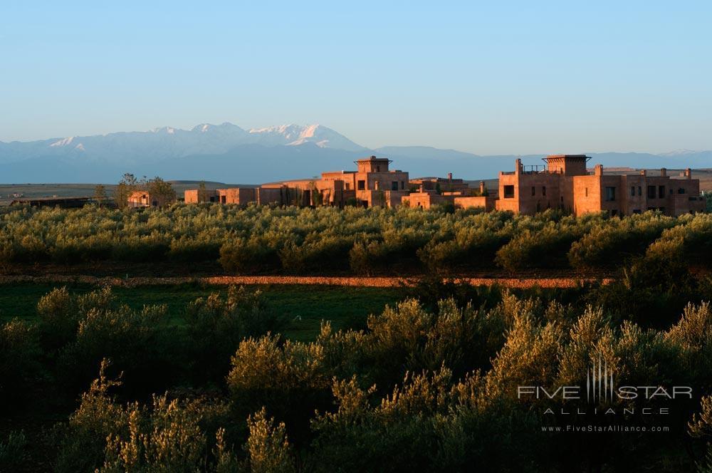 Exterior View of Grace Marrakech