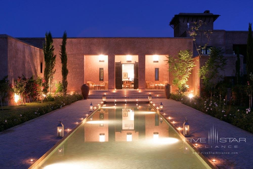 Grace Marrakech Entrance