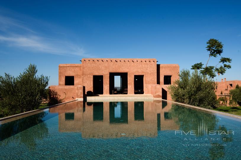 Pool at Grace Marrakech