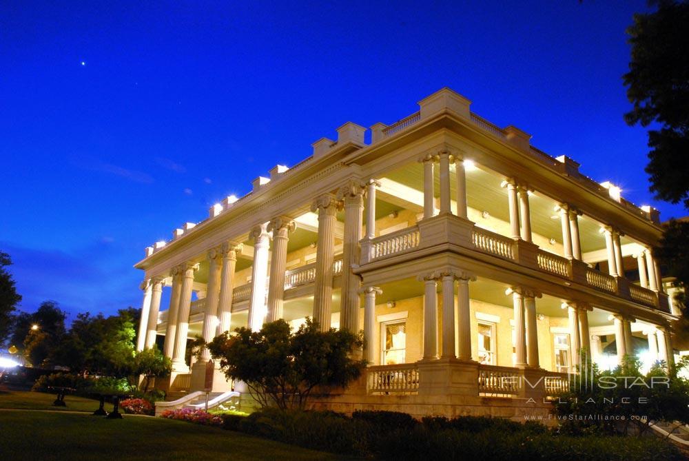 Inhabiting the Goodall Wooten mansionone of Austin s original landmark estatesis the Hotel Ellaa uniquely designed boutique hotel.