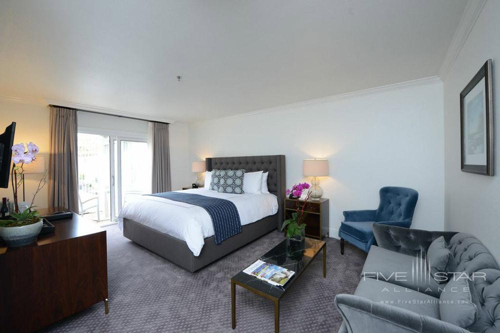 Garden Terrace Junior Suite at Hotel Ella Austin