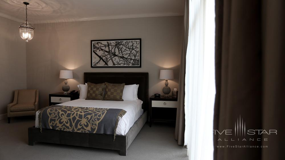 Garden Terrace Guest Room at Hotel Ella Austin