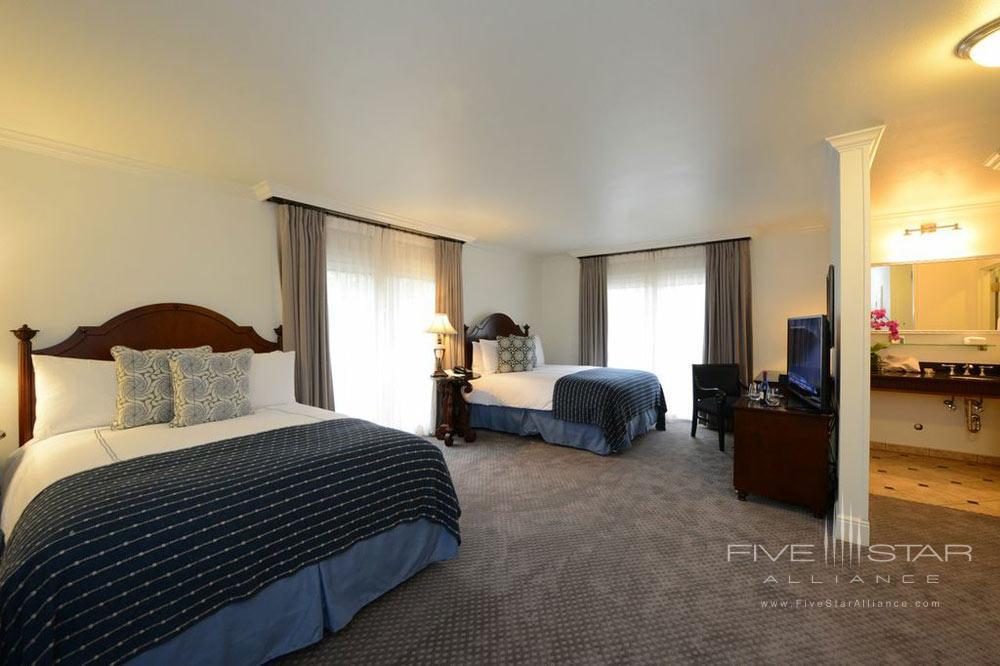 Double Queen Guest Room at Hotel Ella Austin