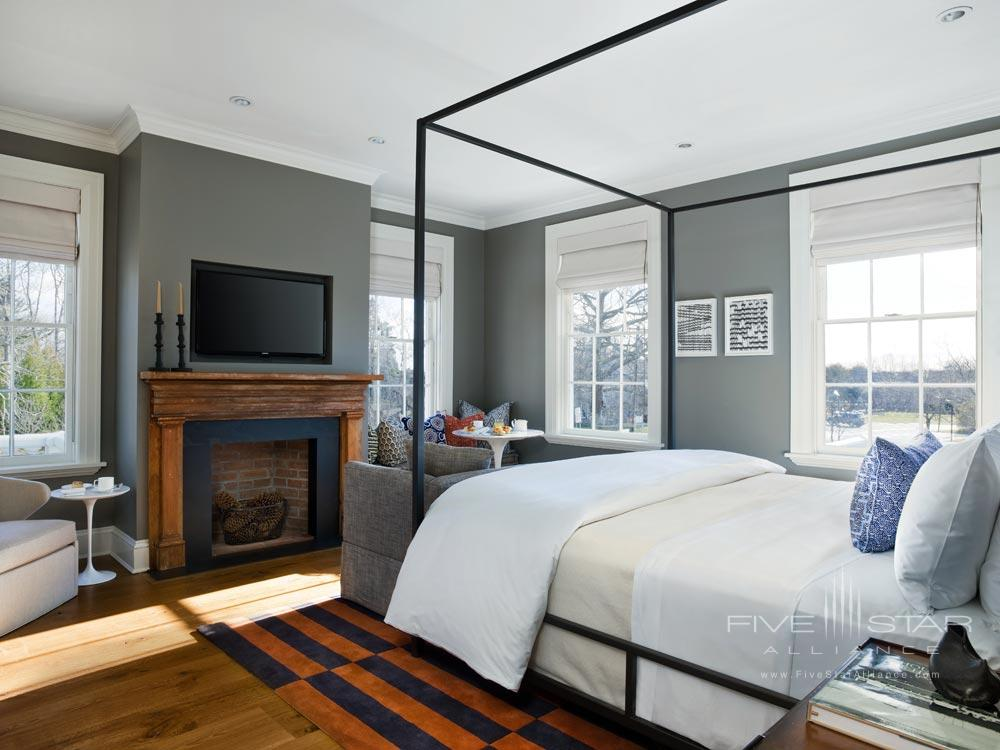 Guest Room at Topping Rose House