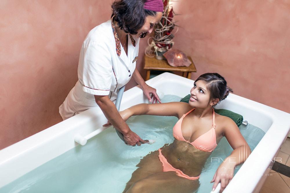 Underwater Massage at Carlsbad Plaza
