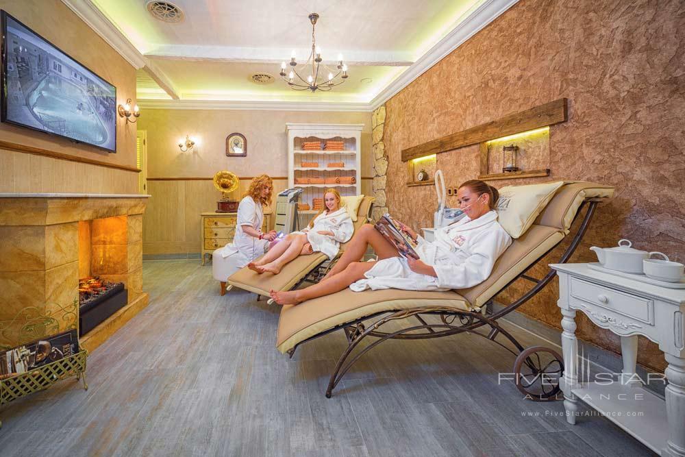 Spa Suite at Carlsbad Plaza