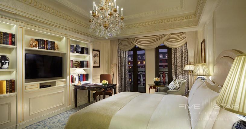 Club Deluxe Room at Ritz Carlton Tianjin