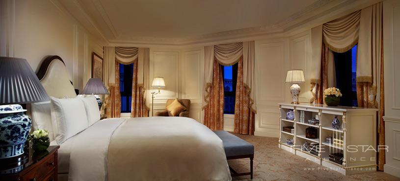 Garden Suite at Ritz Carlton Tianjin
