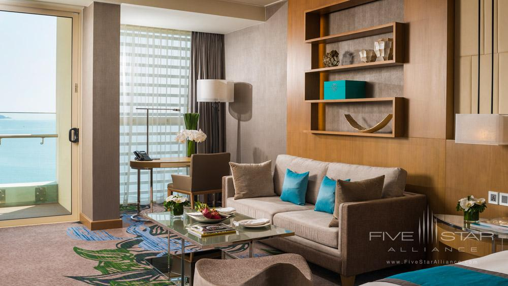 Suite Living Room at InterContinental Nha TrangVietnam