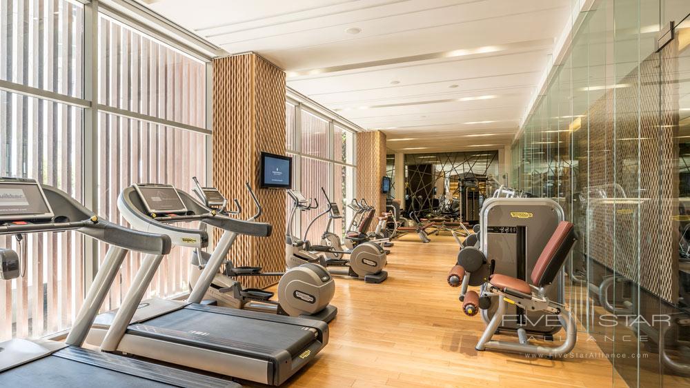 Fitness Center at InterContinental Nha TrangVietnam