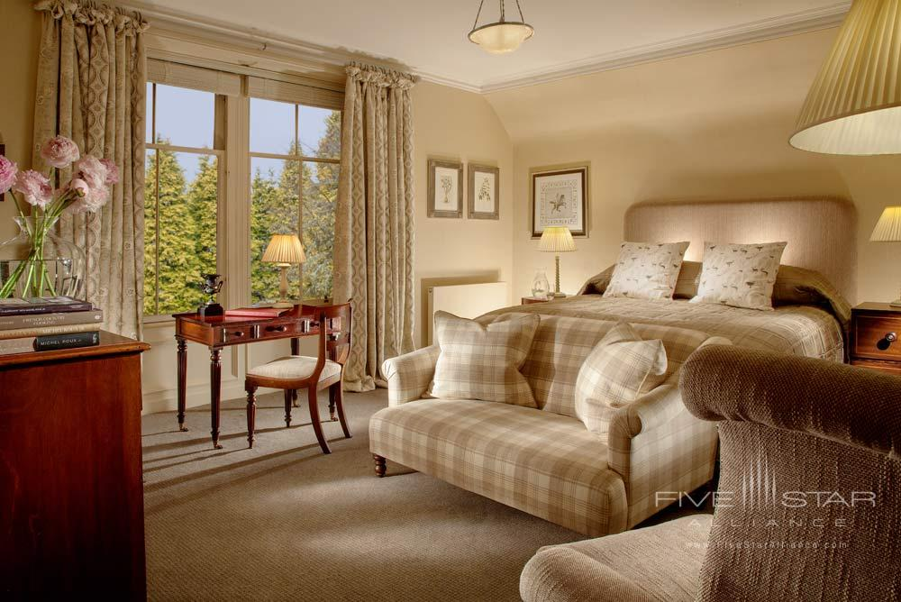 Mackintosh Bedroom at Cromlix House Hotel
