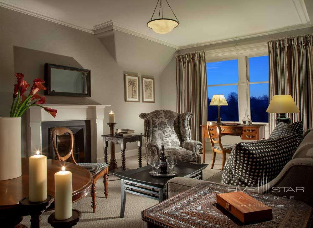 Burns Suite at Cromlix House Hotel
