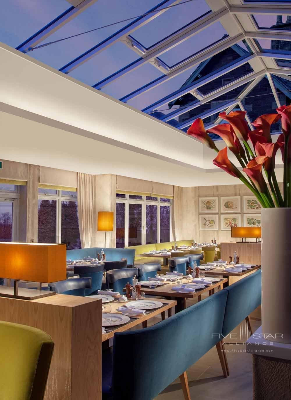 Chez Rouz Restaurant at Cromlix House Hotel